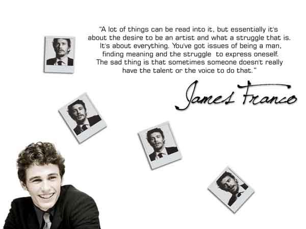 James Franco's quote #6