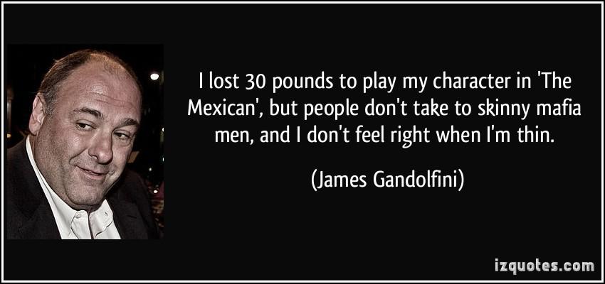 James Gandolfini's quote #2