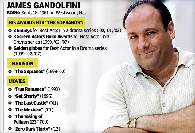 James Gandolfini's quote #3