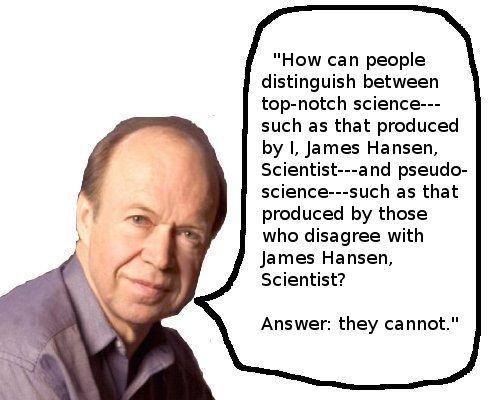 James Hansen's quote #1
