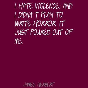 James Herbert's quote #1