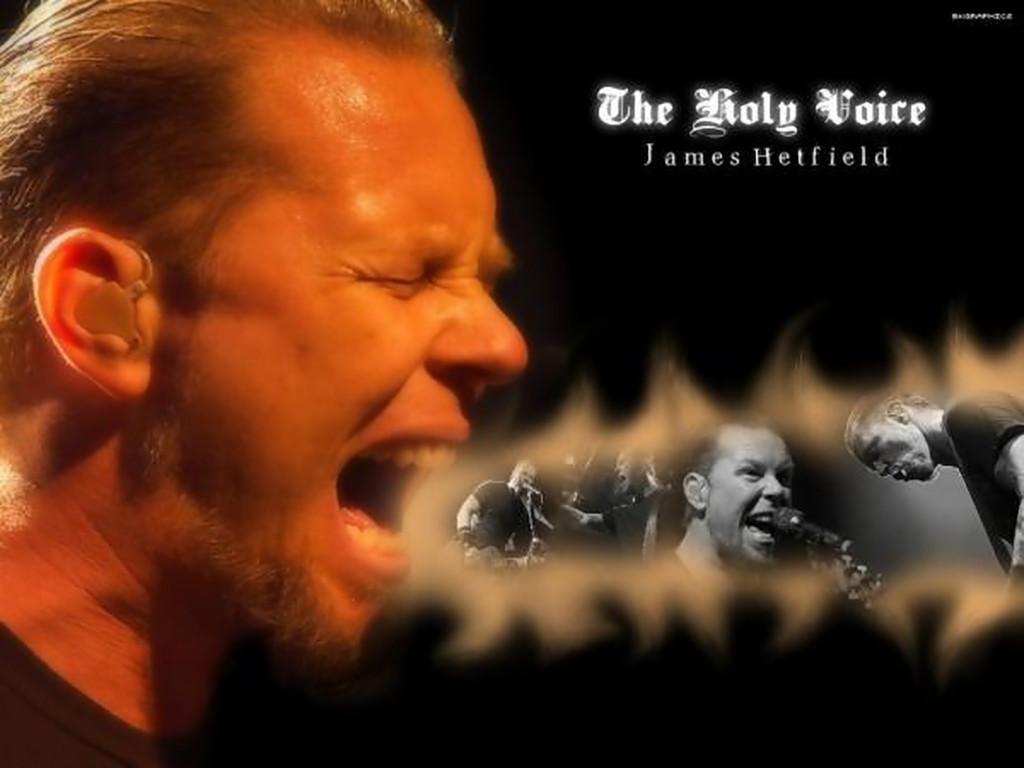 James Hetfield's quote #1