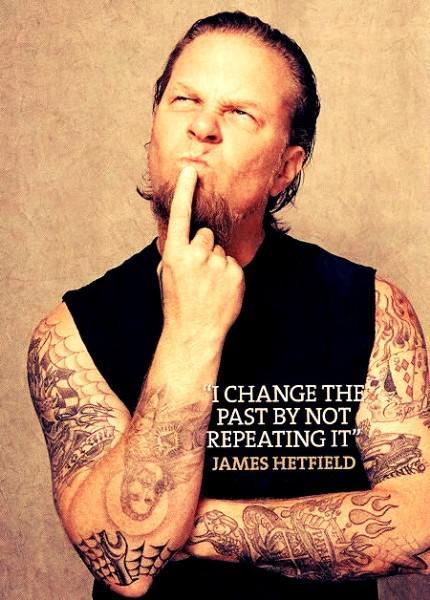 James Hetfield's quote #4