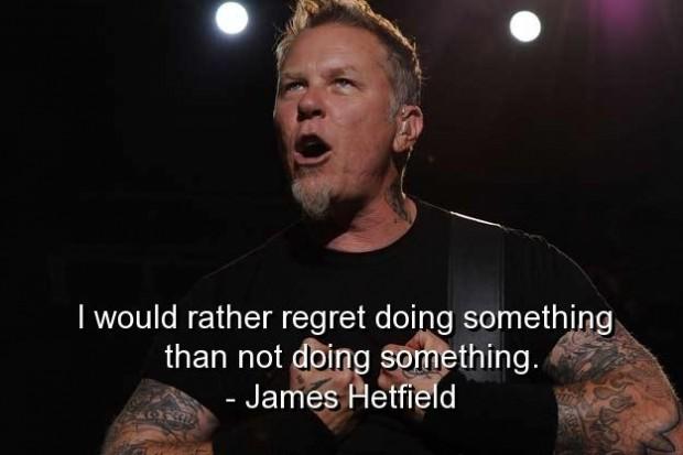 James Hetfield's quote #2