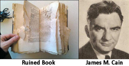 James M. Cain's quote #1