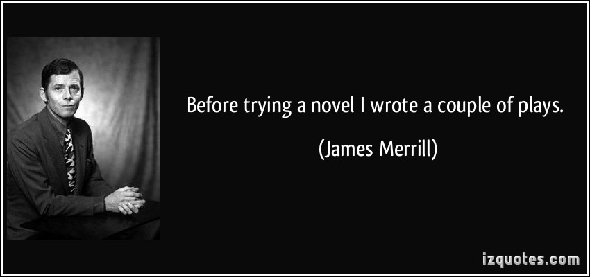 James Merrill's quote #3