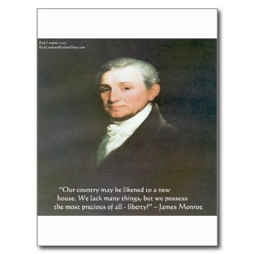 James Monroe's quote #7
