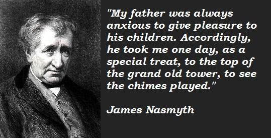 James Nasmyth's quote #5