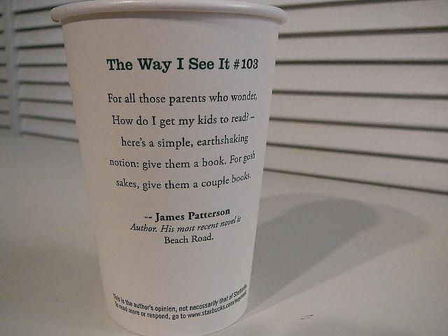 James Patterson's quote #1