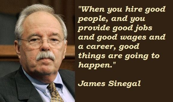 James Sinegal's quote #5