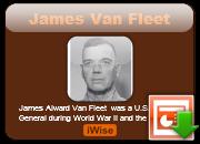 James Van Fleet's quote #1