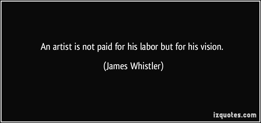 James Whistler's quote #6