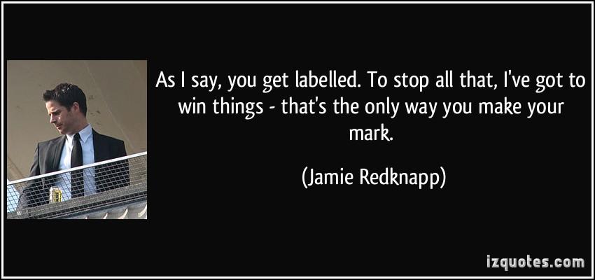 Jamie Redknapp's quote #3