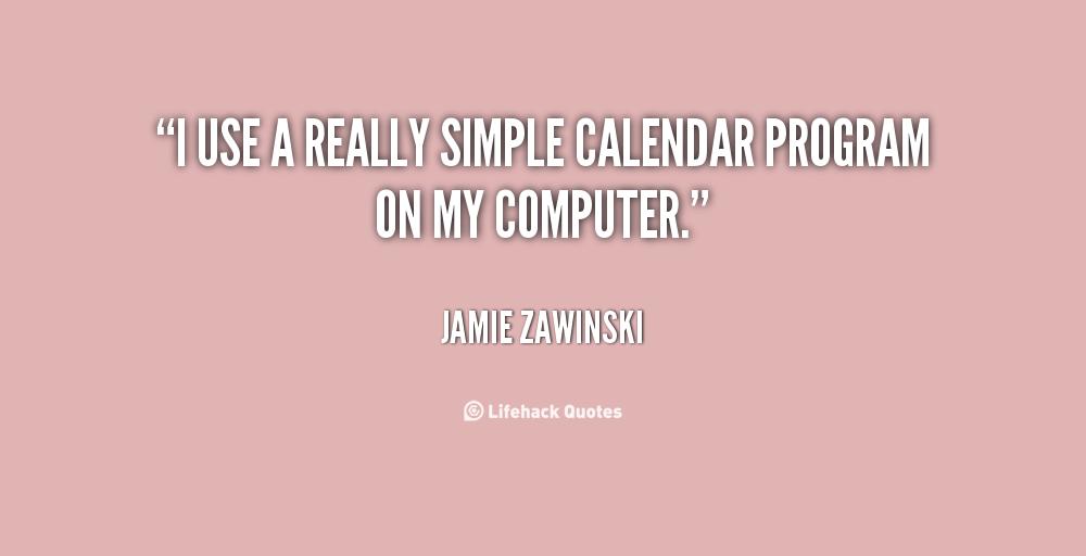 Jamie Zawinski's quote #2