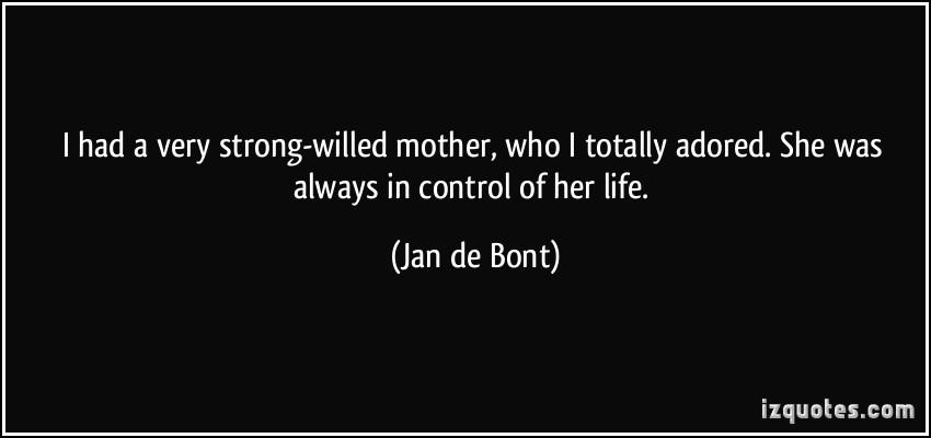 Jan de Bont's quote #3