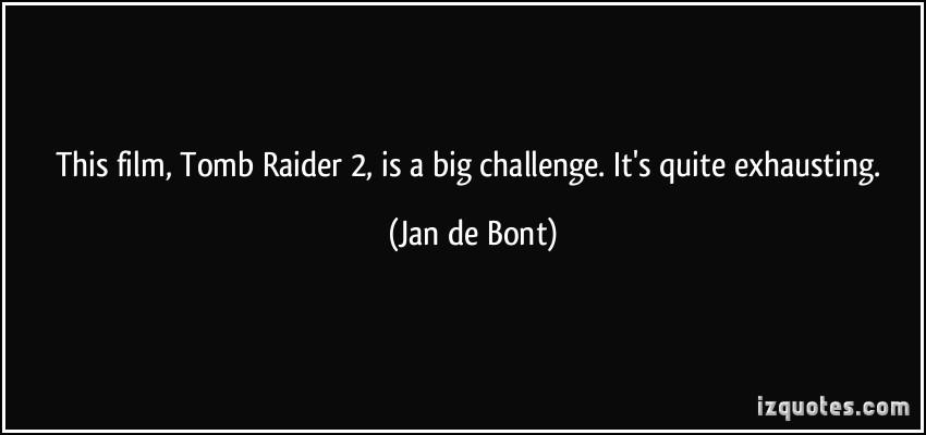 Jan de Bont's quote #6