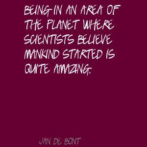 Jan de Bont's quote #4