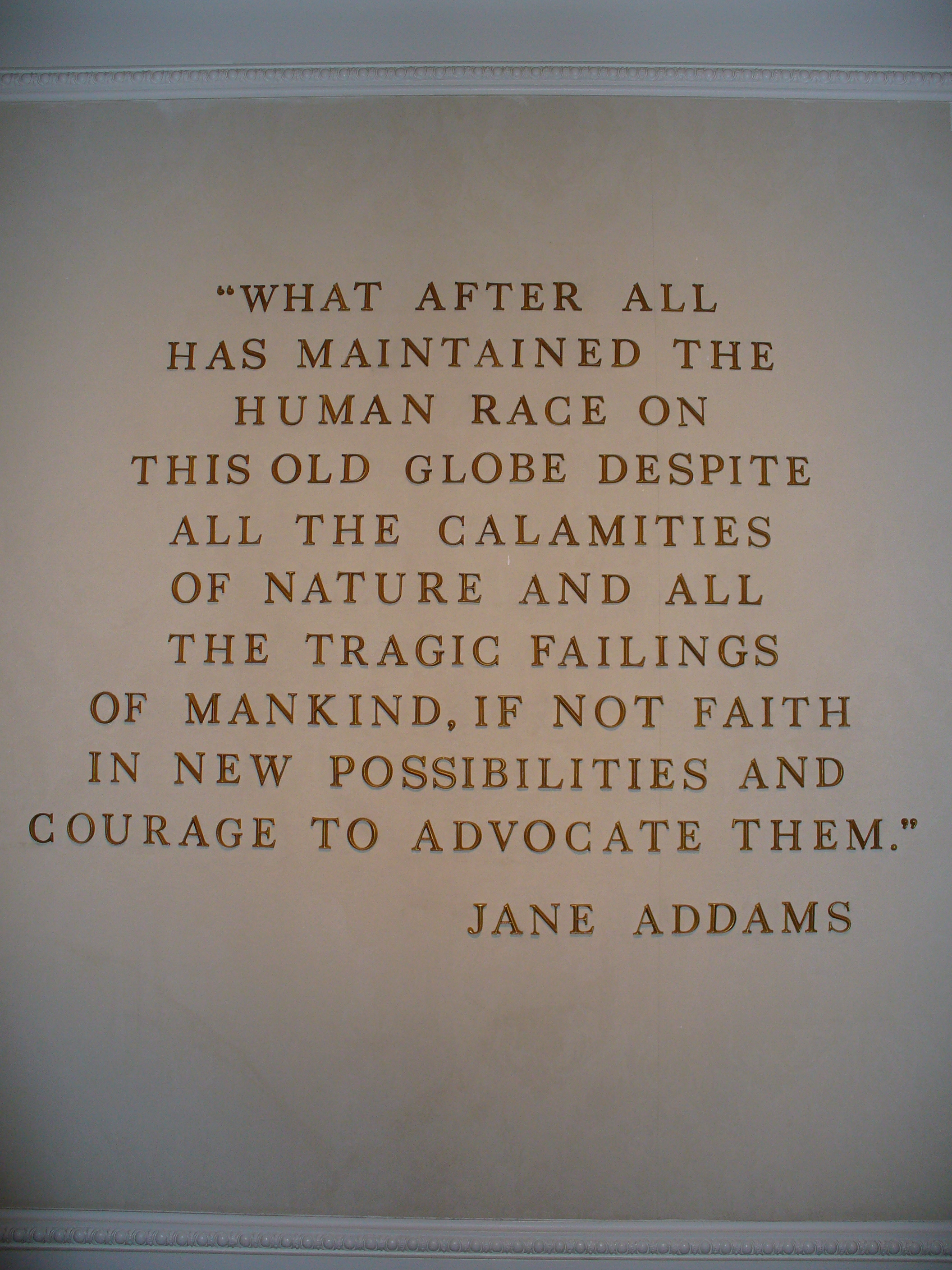Jane Addams's quote #4