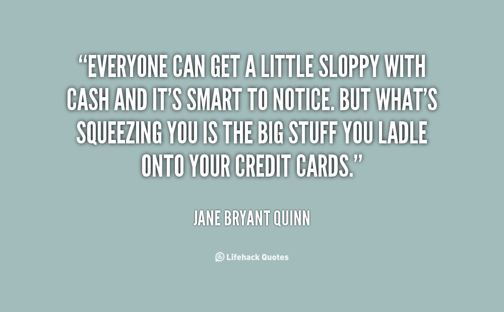 Jane Bryant Quinn's quote #1