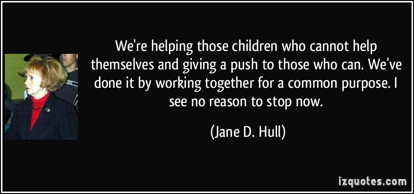 Jane D. Hull's quote #7