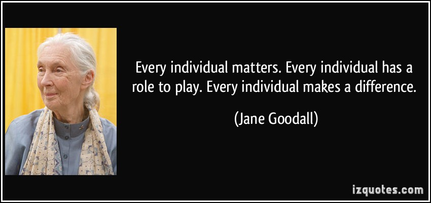 Jane Goodall's quote #3