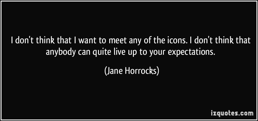 Jane Horrocks's quote #5