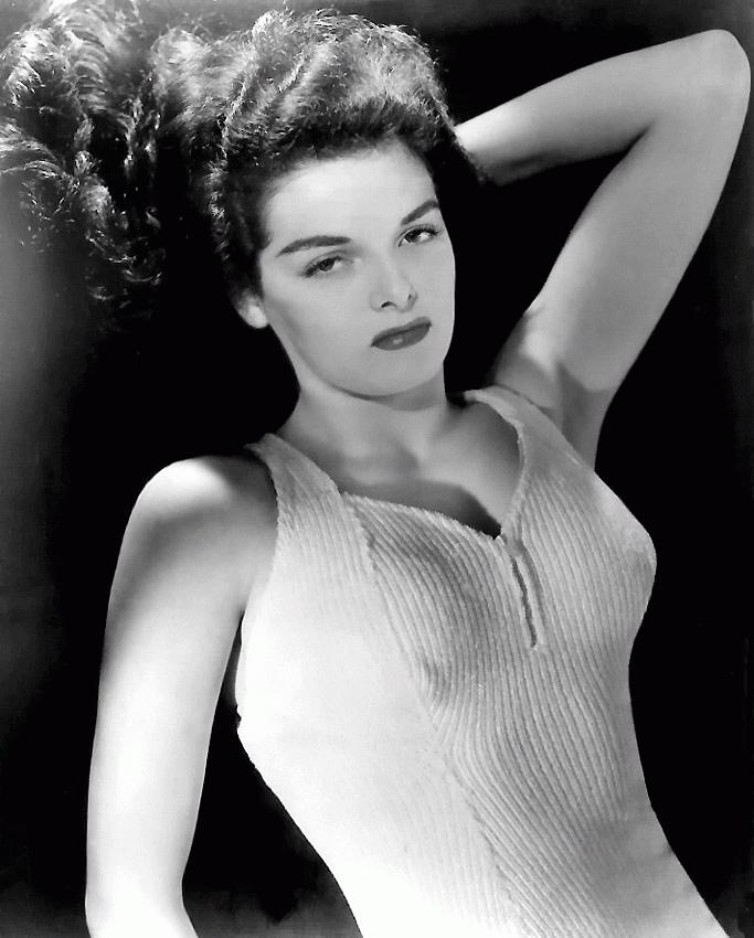 Jane Russell's quote #1