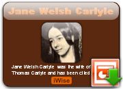 Jane Welsh Carlyle's quote #1