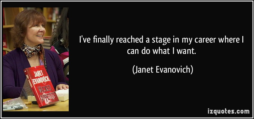 Janet Evanovich's quote #5