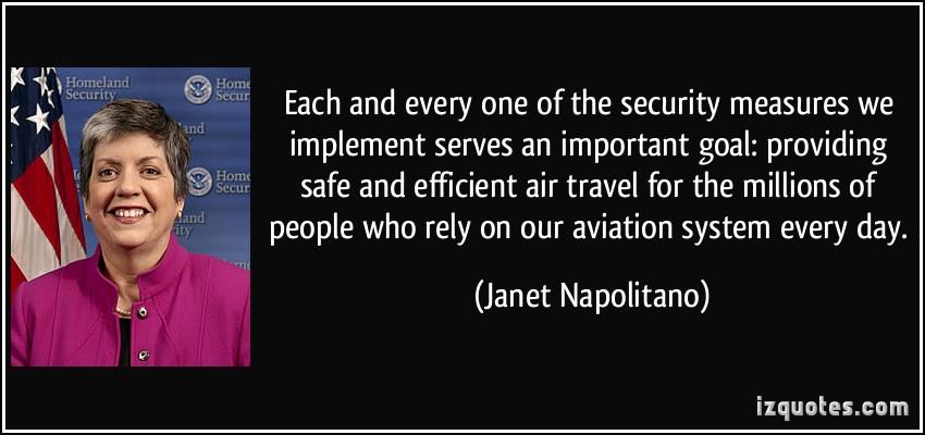 Janet Napolitano's quote #3