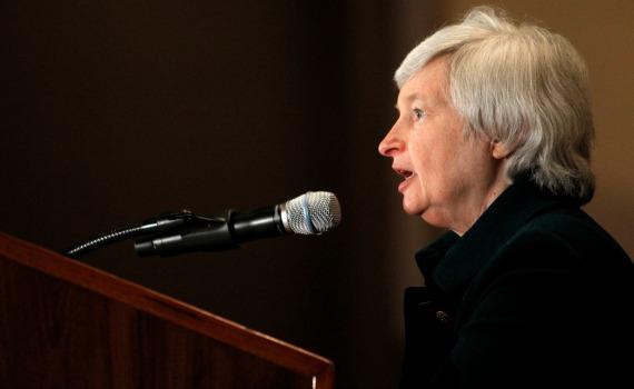 Janet Yellen's quote #1