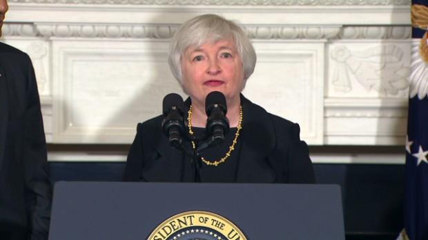 Janet Yellen's quote #3