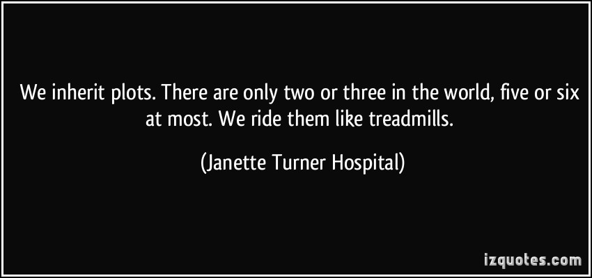 Janette Turner Hospital's quote #1