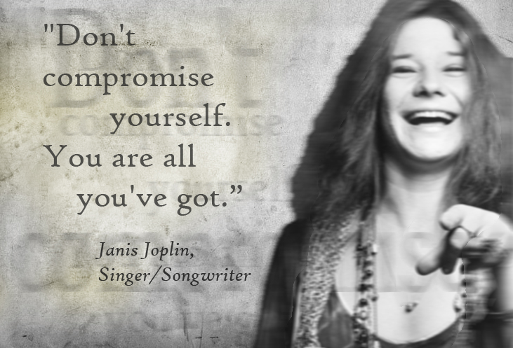 Famous Quotes About 'Janis Joplin' Sualci Quotes Enchanting Janis Joplin Quotes