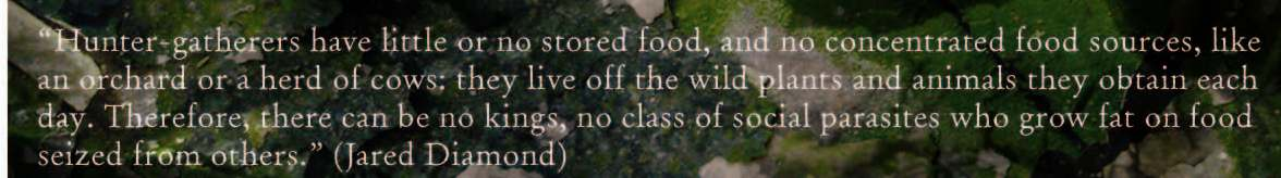 Jared Diamond's quote #3