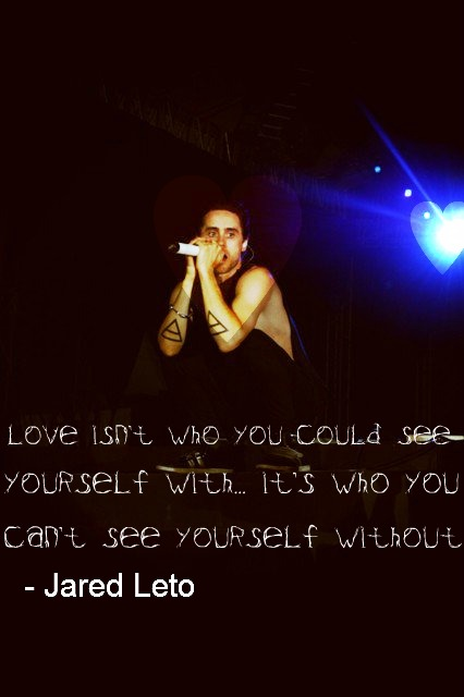 Jared Leto's quote #5