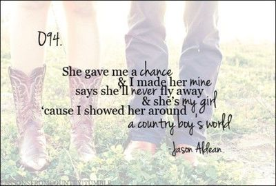 Jason Aldean's quote #8