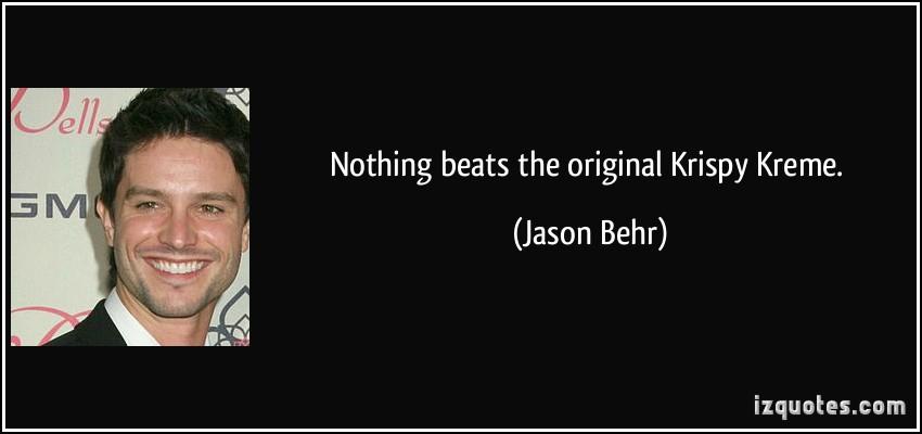Jason Behr's quote #3