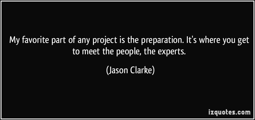 Jason Clarke's quote #3