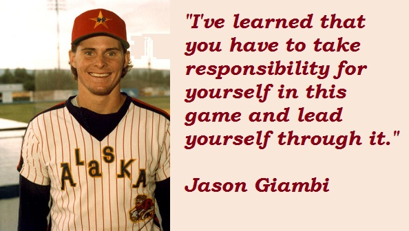 Jason Giambi's quote #6