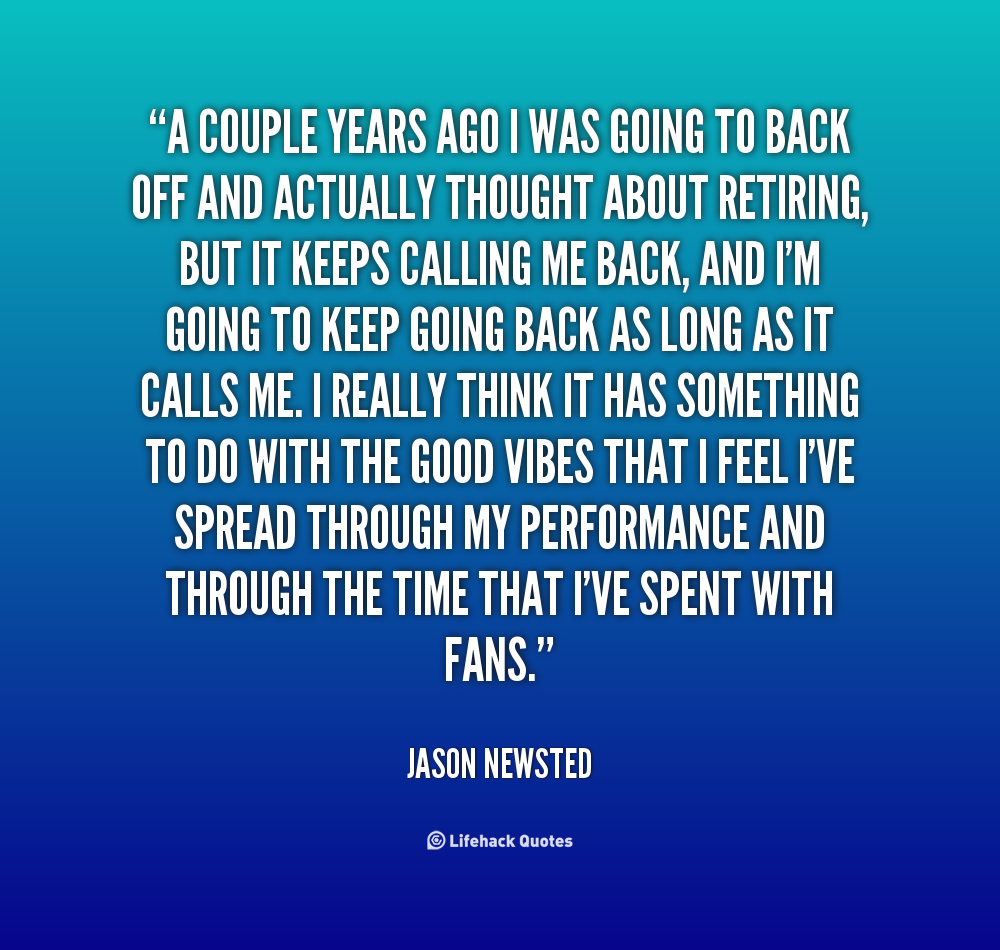 Jason Newsted's quote #1
