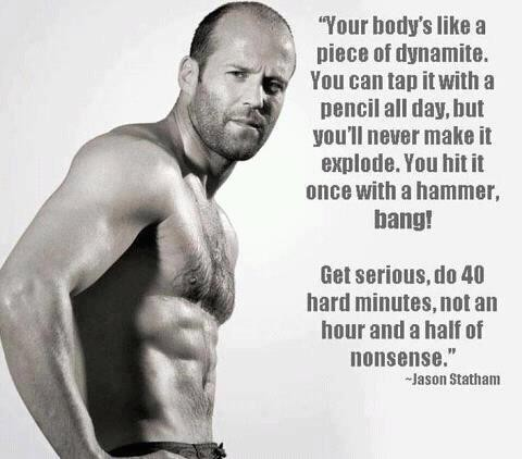 Jason Statham's quote #1