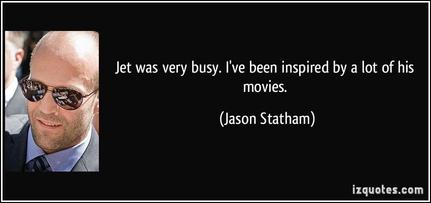 Jason Statham's quote #2