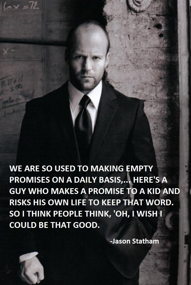 Jason Statham's quote #5