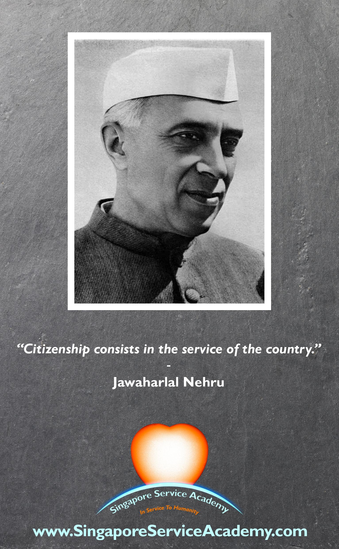 Jawaharlal Nehru's quote #2