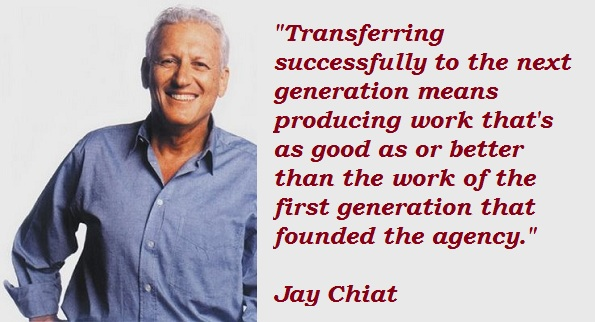 Jay Chiat's quote #1