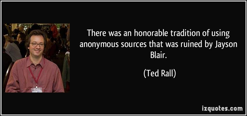 Jayson Blair's quote #1