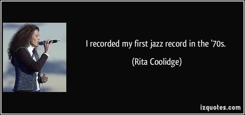 Jazz Record quote #1