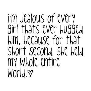 Jealous quote #3