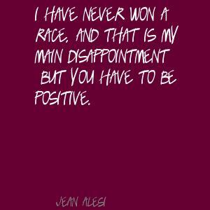 Jean Alesi's quote #5